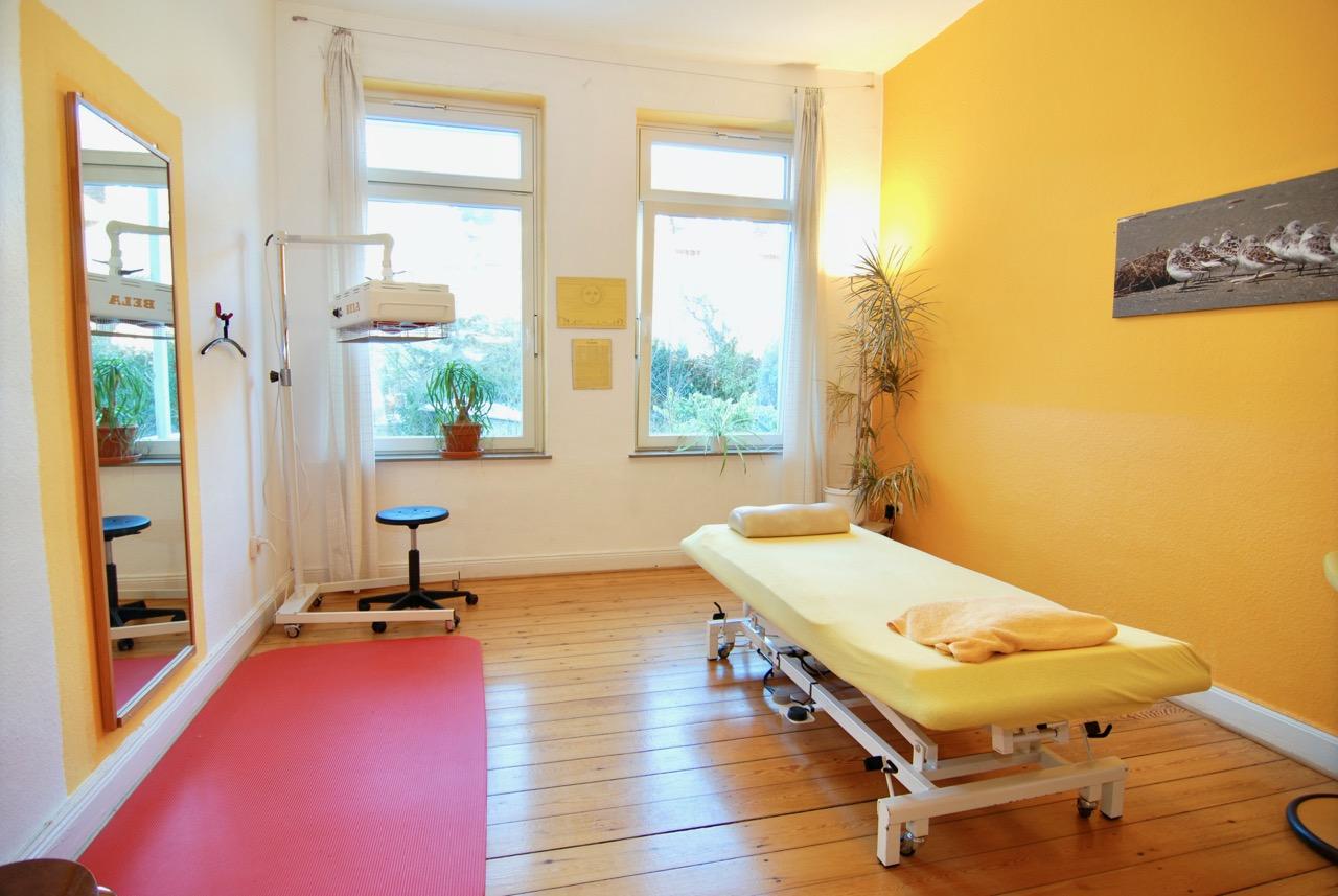 Praxis für Pysiotherapie Petra Hell in Kiel