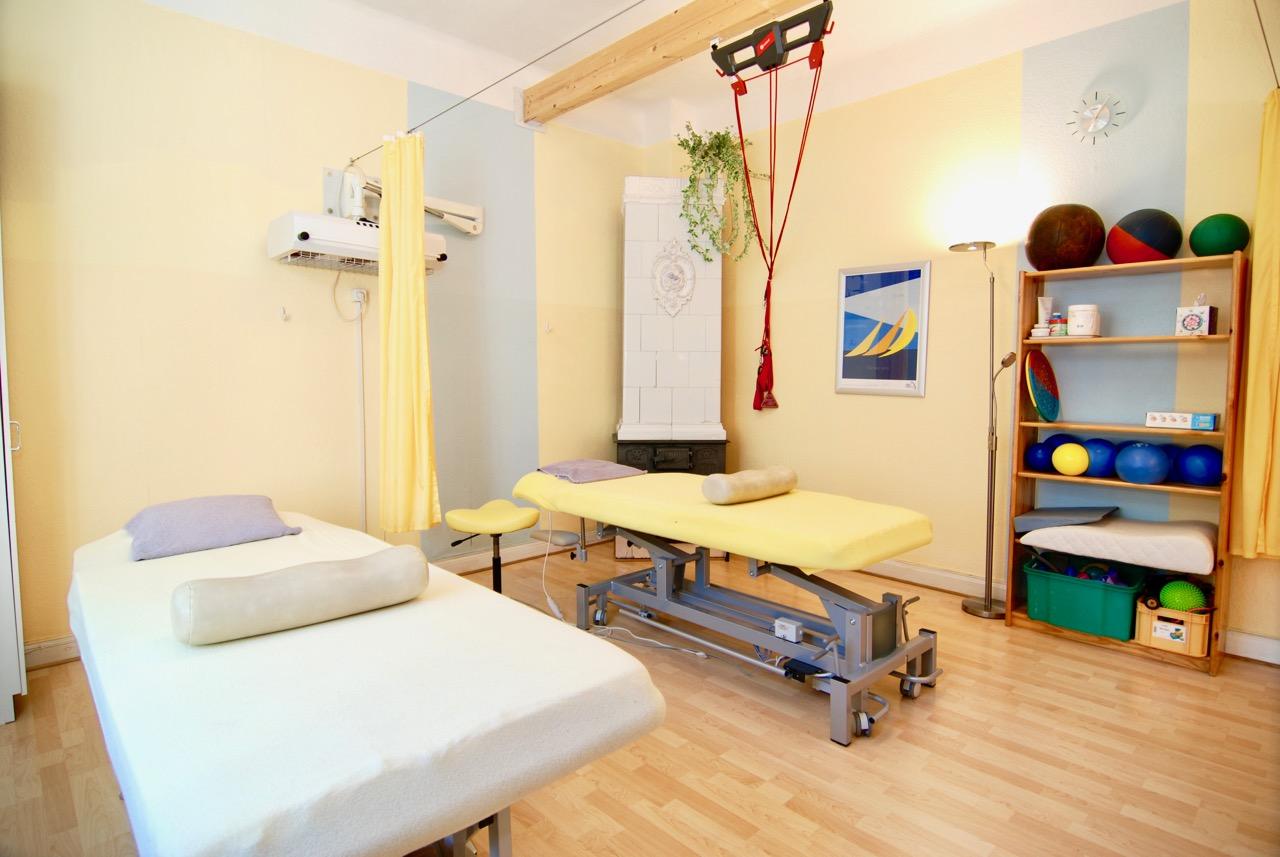 Praxis für Physiotherapie Petra Hell in Kiel