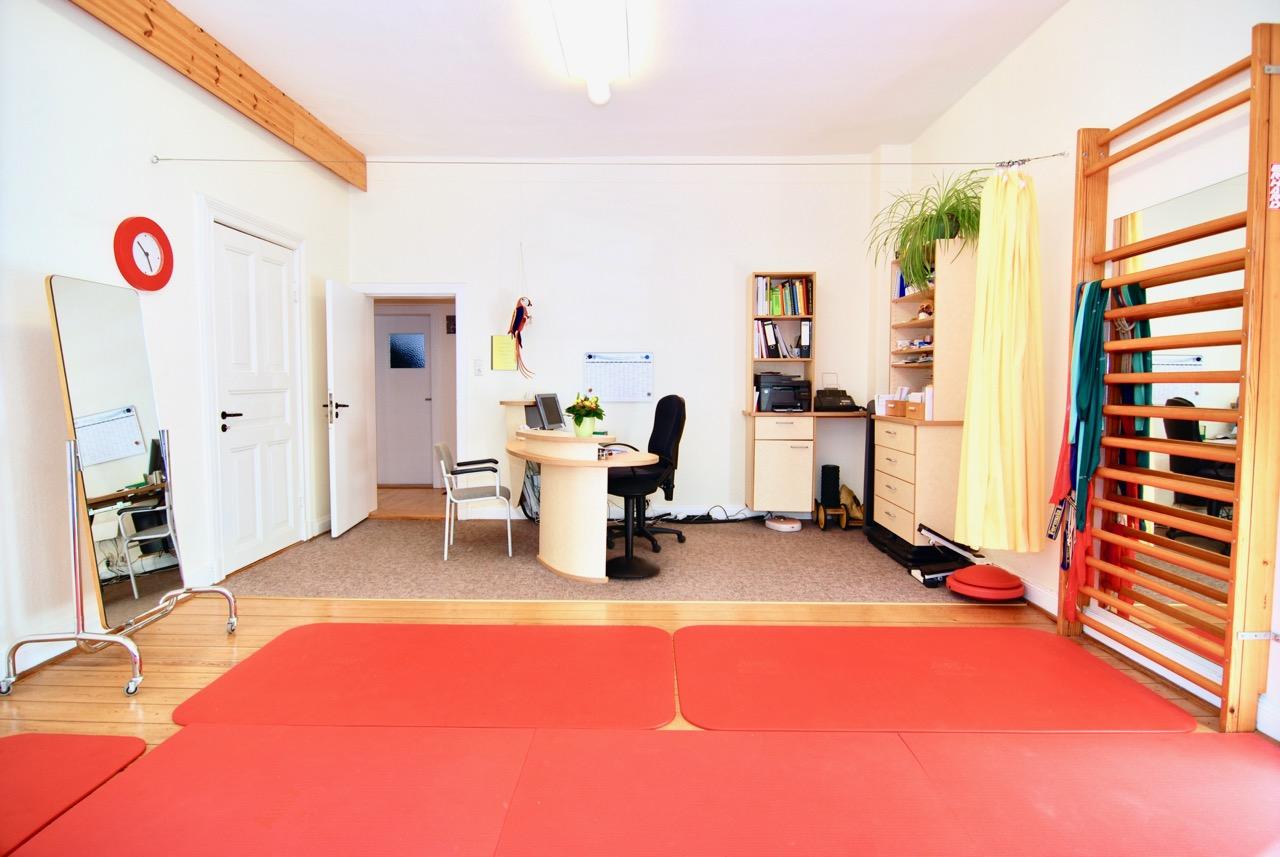 Praxis für Physiotherapie Petra Hell, Kiel