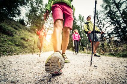 Nordic Walking Kiel - Praxis Petra Hell